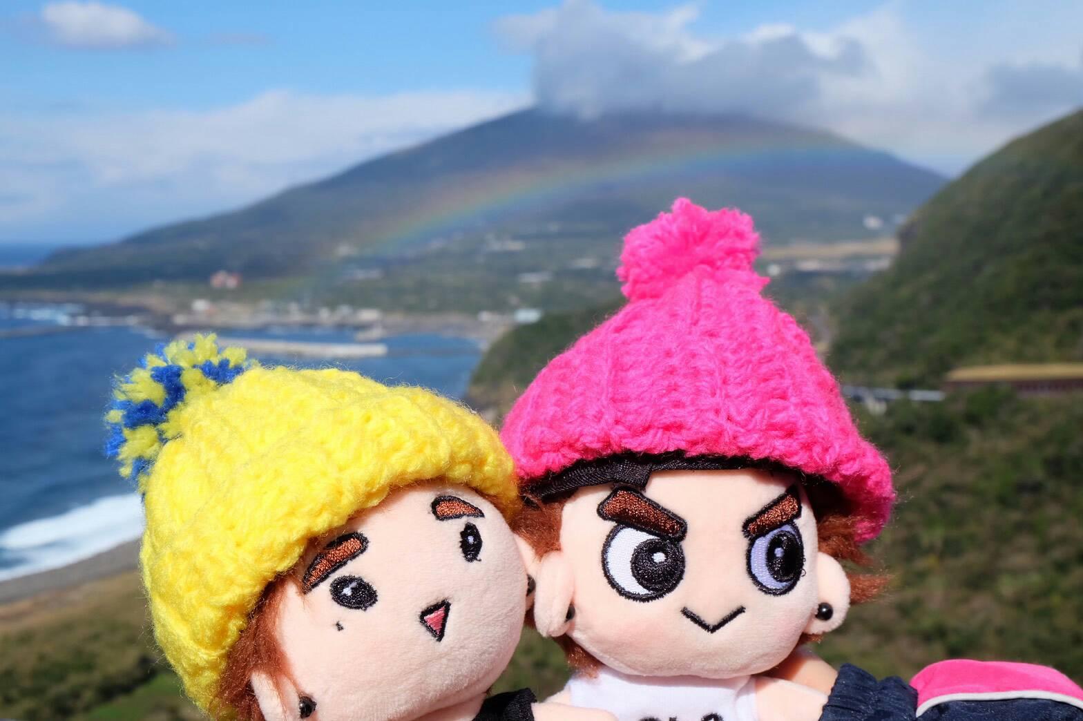 素敵なゲスト★島ヨガツアー