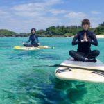 旅はYOGA★Lovefamily in沖縄