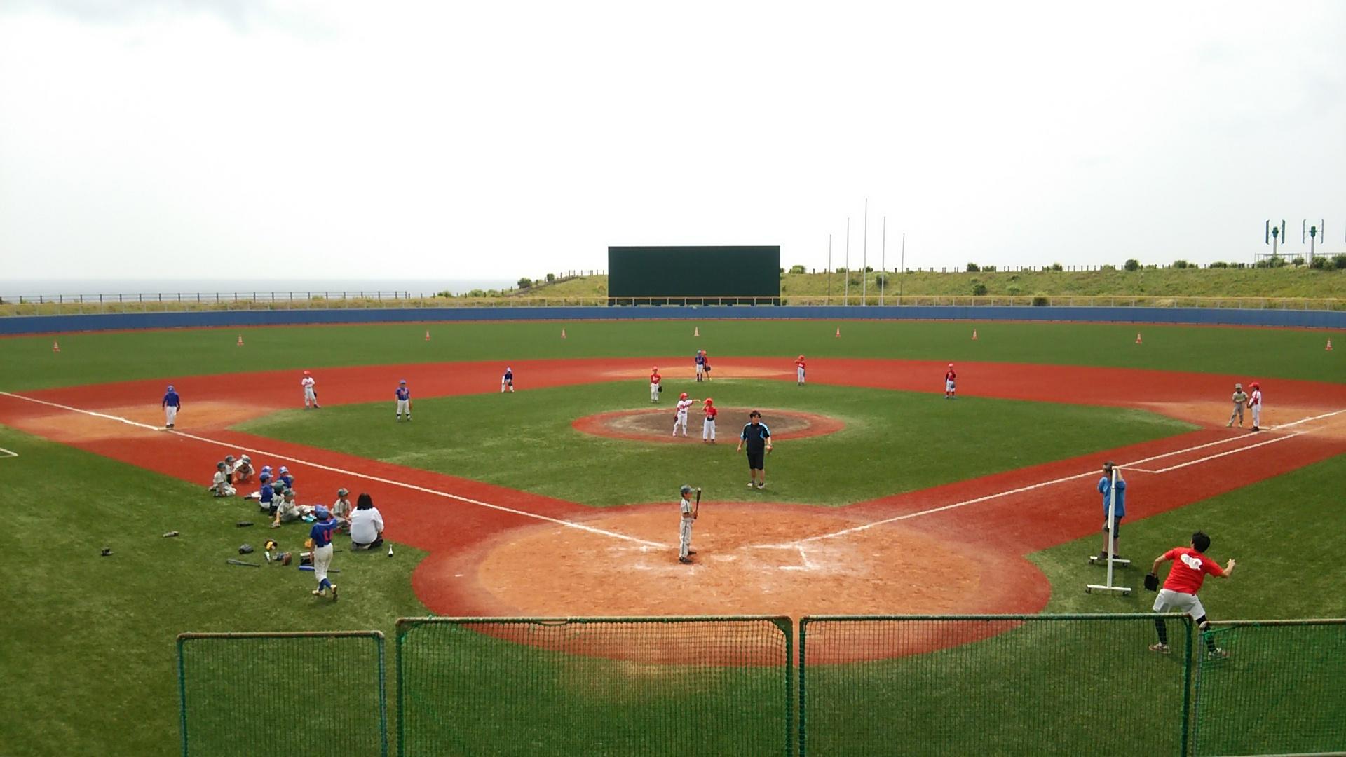 八丈島★少年野球春季大会