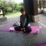 香りの瞑想体験&ヒーリングyoga ユニーバーサルキャンプin八丈島